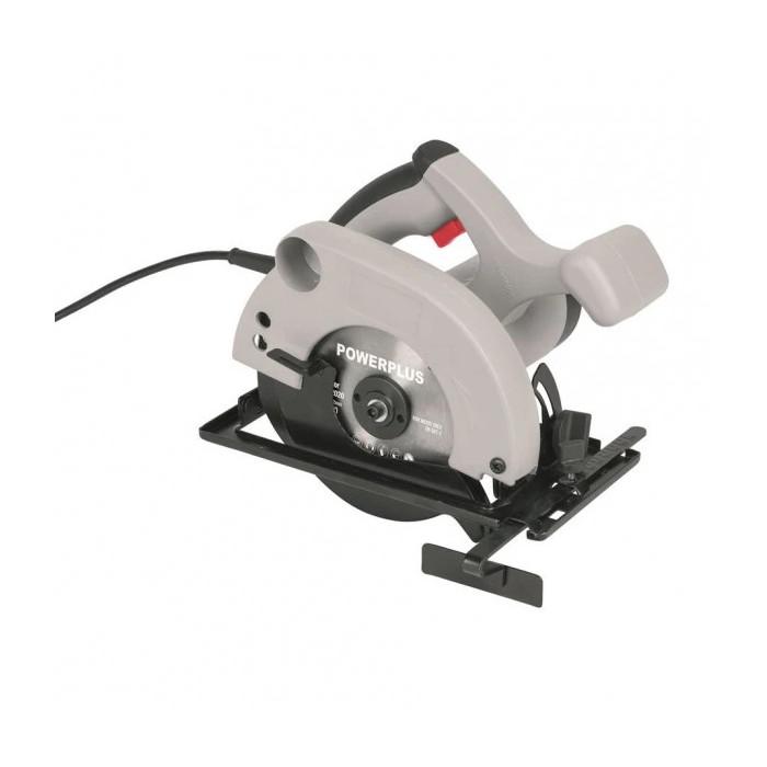 Ръчен циркулярен трион POWER PLUS POWC2020 /  0.9 kW