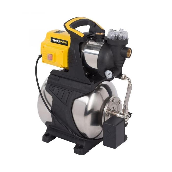 Хидрофорна помпа POWER PLUS POWXG9576 / 1200W, 19L