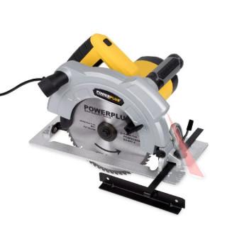 Ръчен циркуляр POWER PLUS POWX0550 / 1800W,  210mm
