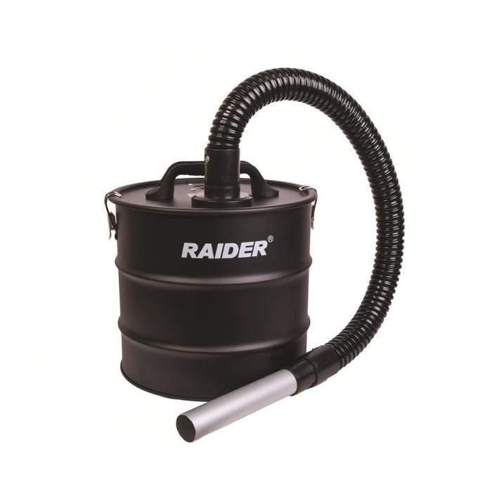 Контейнер Raider за пепел, метален за прахосмукачка
