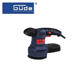 Ексцентършлайф GÜDE EXS 125 E / 380W , 125мм