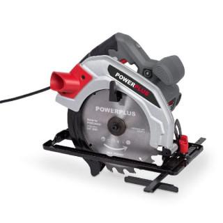Ръчен циркуляр POWER PLUS POWE30050 / 1.2 kW, 185 mm