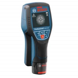 Детектор - скенер за стени Bosch D-tect 120 + L-Boxx / 12V