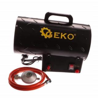 Индустриален газов калорифер с регулатор GEKO G80410