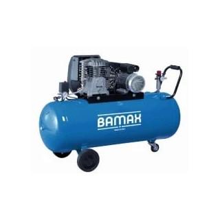 Монофазен компресор 100 литра BAMAX