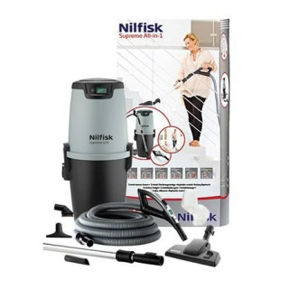 Централна вакуумна система  NILFISK SUPREME ALL-IN-1 250 Deluxe