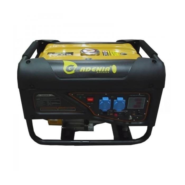 Генератор Gardenia с ел.старт LT6500ES - 5 kW