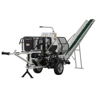Машина за рязане и цепене на дърва LUMAG SSA 400G-OF / 12.7 к.с