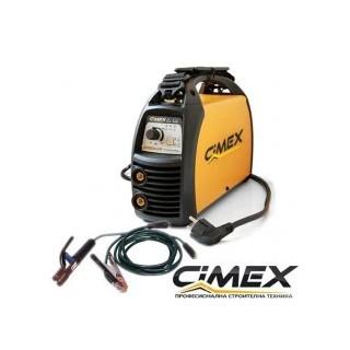 Инверторен електрожен CIMEX ARC160