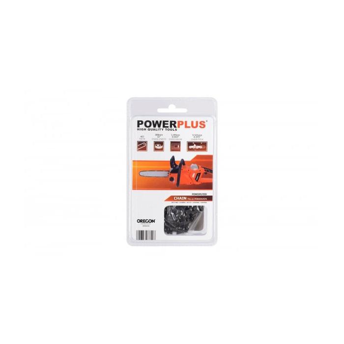 Верига за верижен трион POWER PLUS POWDPG7051 / Oregon, 300mm