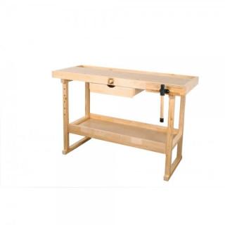 Дървена работна маса Holzmann WB126