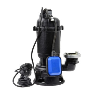 Потопяема помпа за мръсна вода с режеща перка Geko WQD-055