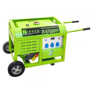 Бензинов монофазен генератор ZIPPER ZI-STE8000 / 8 kW