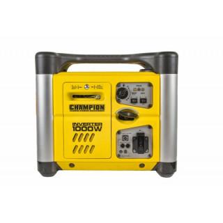 Инверторен генератор 1000 W CHAMPION 71001I-E