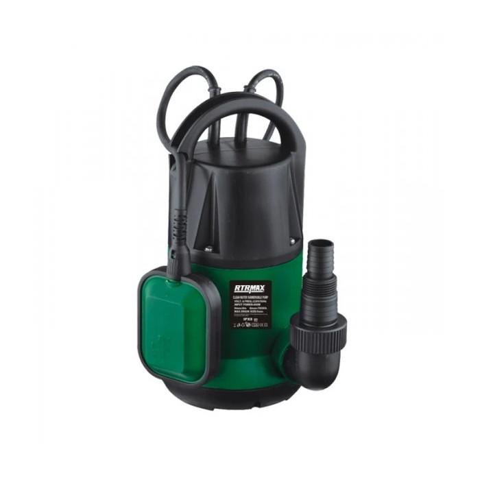 Потопяема помпа с поплавък Premium RTM814 7000 л/час