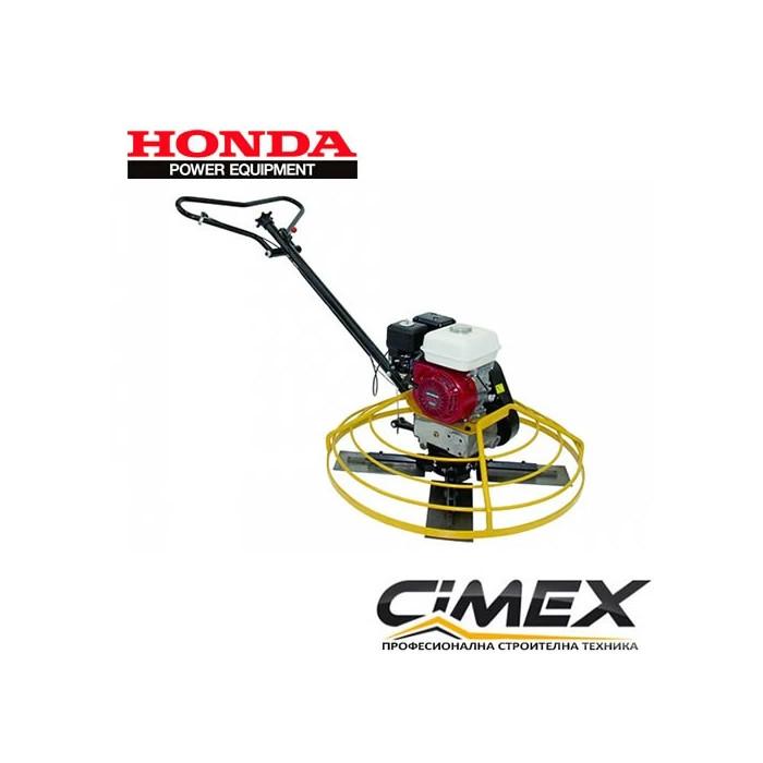 Пердашка за бетон с HONDA дигател, 90 см - CIMEX PT900H
