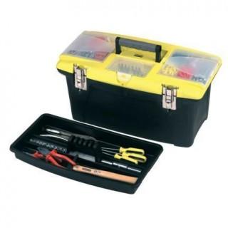 Пластмасов куфар за инструменти с подвижна табла STANLEY1-92-906