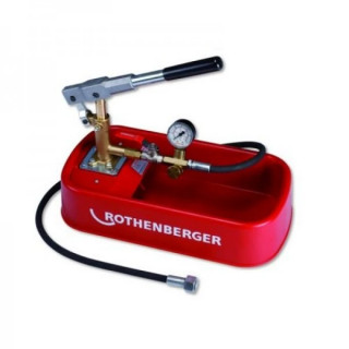 Контролна помпа Rothenberger RP 30