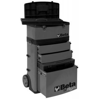 Модулна количка за инструменти Beta Tools C41H-G