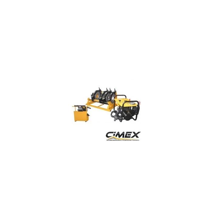Машина за челно заваряване на тръби CIMEX PP315