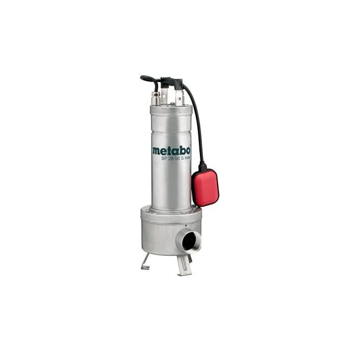 Потопяема помпа за мръсна вода Metabo SP 28-50 S Inox 1470 W