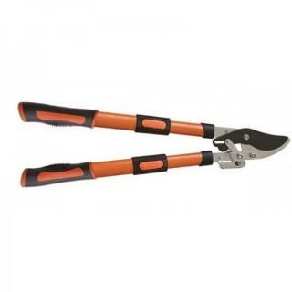 Ножица за клони телескопична с усилващ механизъм 650 - 910мм TGP