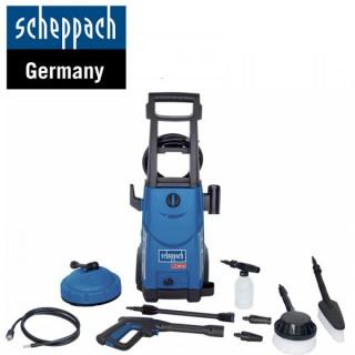 Водоструйка Scheppach HCE2400 с Комплект аксесоари от 8 части