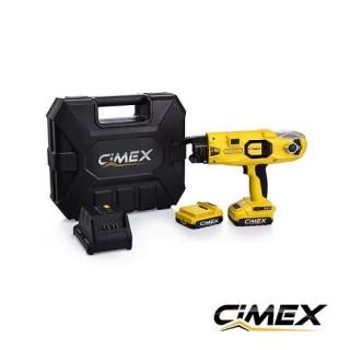 Акумулаторна машина за връзване на арматура CIMEX RT1224