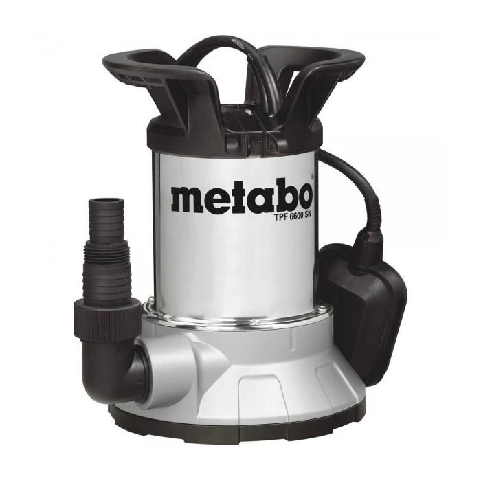 Потопяема помпа за чиста вода Metabo TPF 6600 SN 450 W