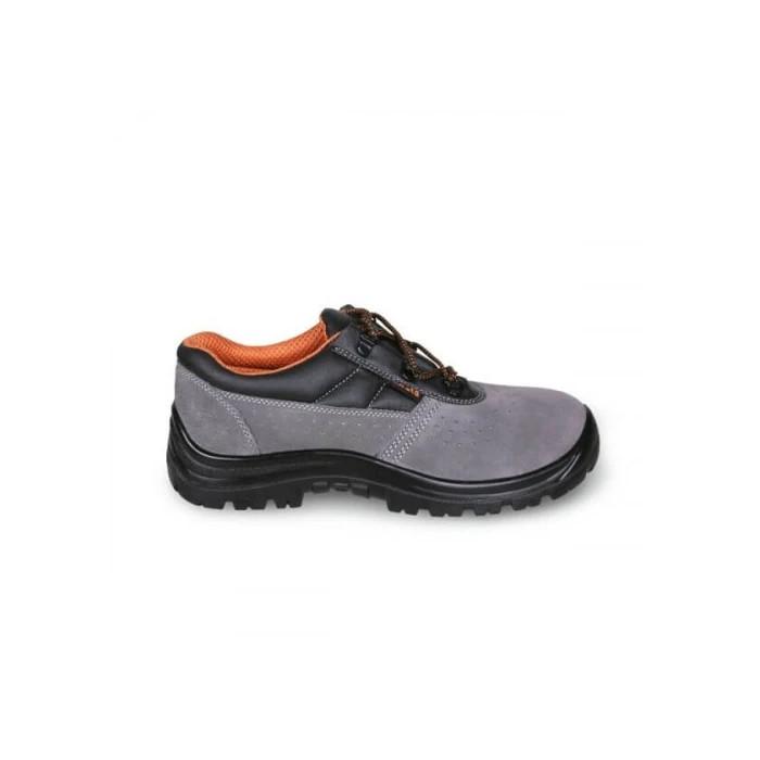 Обувки работни от перфориран велур 7246BK Beta Tools №35-48
