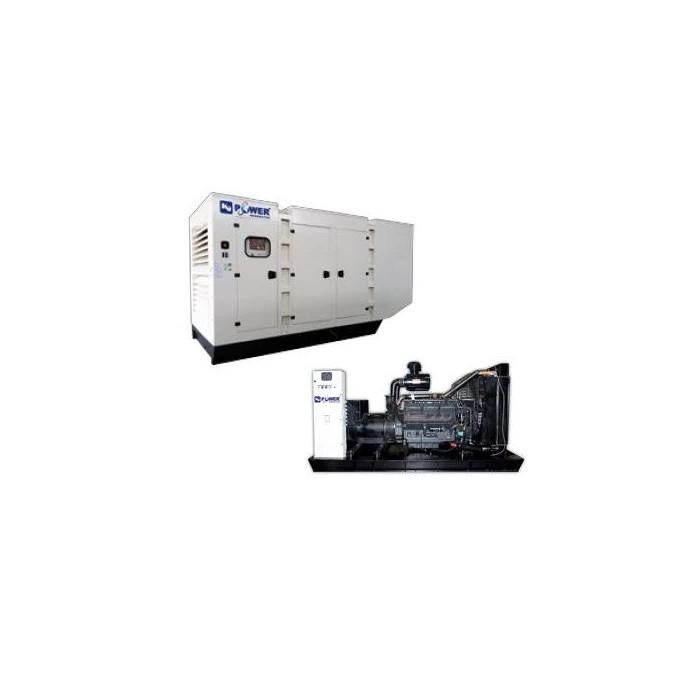 Дизелов генератор KJ POWER KJP-250