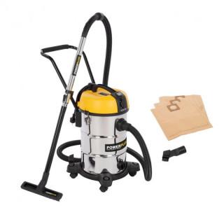 Прахосмукачка за сухо и мокро почистване POWER PLUS POWX3240