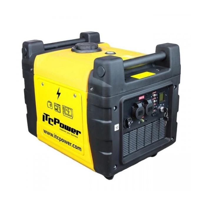 Инверторен генератор с ел.стартер Hyundai GG 40SEi Pro