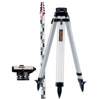 Оптичен нивелир Laserliner AL 26 Classic комплект с тринога