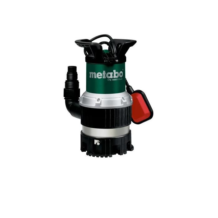 Комбинирана потопяема помпа за вода Metabo TPS 14000 S Combi