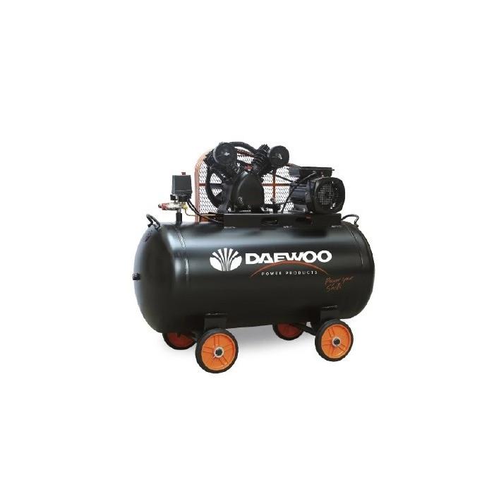 Бутален компресор за въздух Daewoo DAAC200CV 2.20 kW