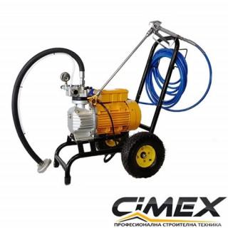 Машина за безвъздушно боядисване CIMEX X590