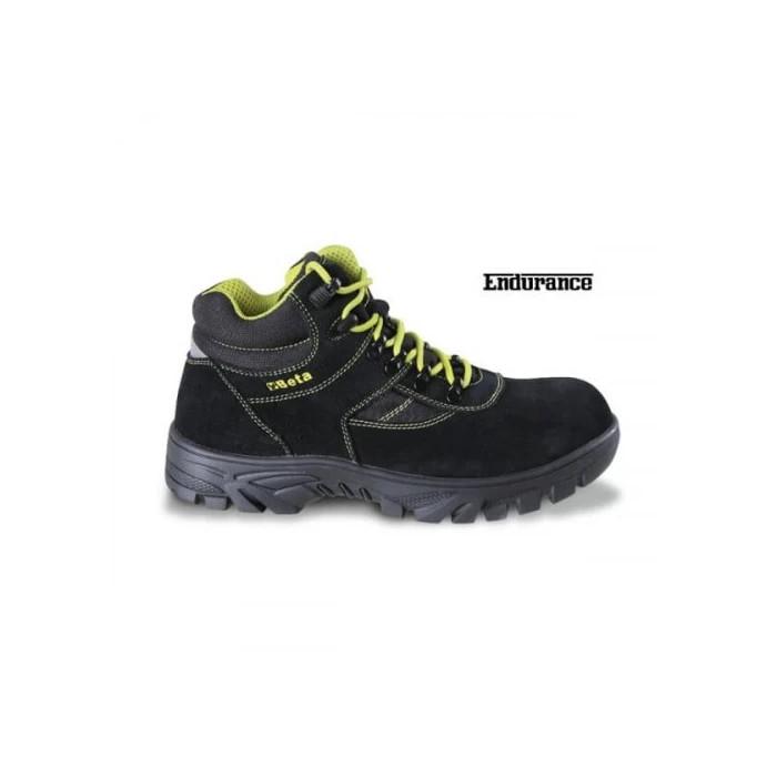 Работни обувки от велур с найлонови вложки 7238WR Beta Tools