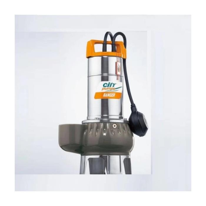 Потопяема дренажна помпа City Pumps RANGER 10/50 750 W