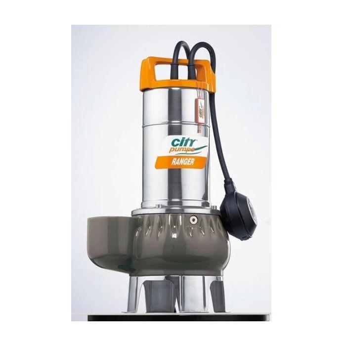 Потопяема дренажна помпа City Pumps RANGER 10/35 750 W