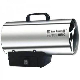 Газов калорифер с редуцир вентил HGG 300 Niro Einhell /30KW