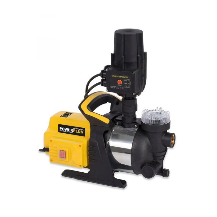 Хидрофорна помпа POWER PLUS POWXG9565 / 1200W