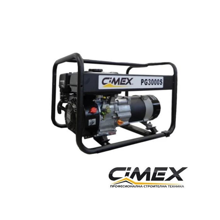 Генератор за ток CIMEX PG3000 6.5 к.с. 2.8kW / 198 cm3