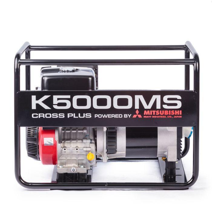 Монофазен генератор за ток CROSS K5000MS