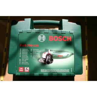 Ъглошлайф Bosch PWS 750-125