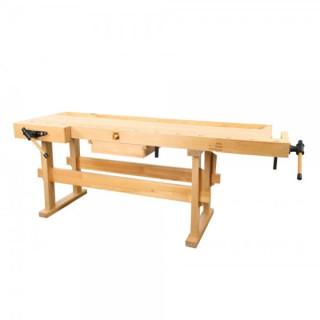 Дървена работна маса Holzmann WB210