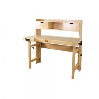 Дървена работна маса Holzmann WB123A