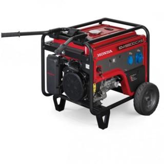 Монофазен бензинов генератор Honda EM 5500 CXS2 7.4 к.с.