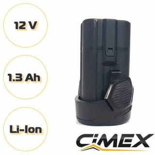 Акумулаторна батерия 12V / 1.3 Ah / Li-ion