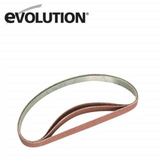 Шлайфаща лента за Evolution Filesander2eu P100, 3 броя